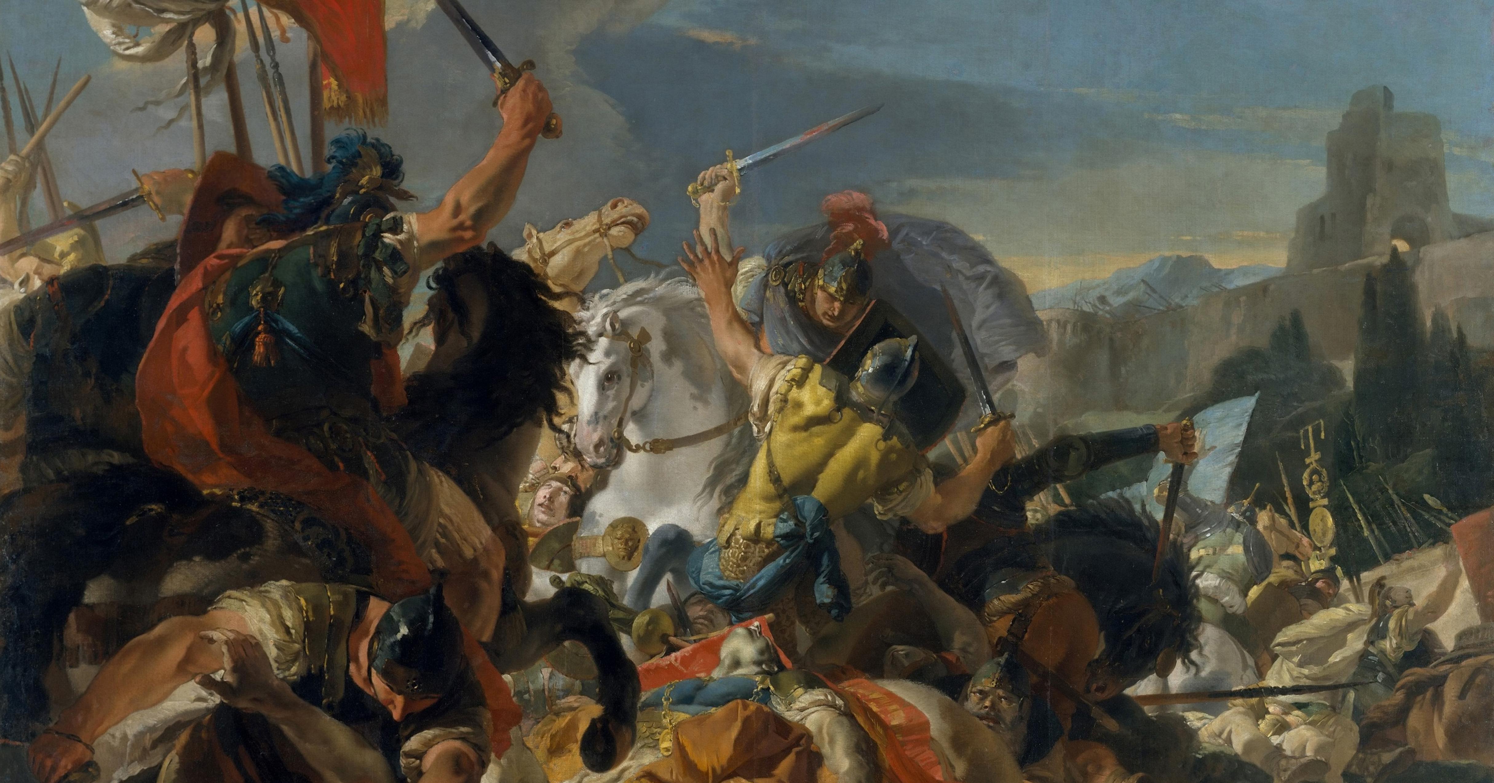 Cimbri e Teutoni alla conquista di Roma